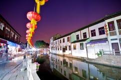 China Water Town Stock Photo