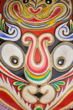 China western totem pattern Royalty Free Stock Images