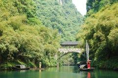 China-Willkommen Sie stockfotografie