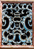 China window designs. Royalty Free Stock Photos