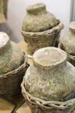 China wine cylinder Stock Photo