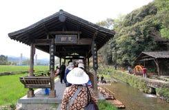 China Wuyuan County Royalty Free Stock Image