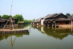China Wuzhen Lizenzfreie Stockbilder
