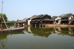 China Wuzhen Stockbilder