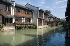 China Wuzhen Fotografia de Stock Royalty Free