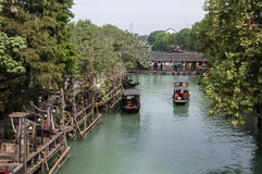 China Wuzhen Foto de Stock Royalty Free