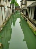 China wuzhen, cidade de tongxiang, província de zhejiang Fotos de Stock Royalty Free