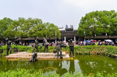 China Wuzhen Stock Photography