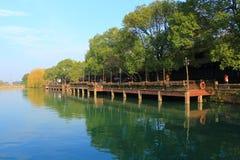 China ,wuzhen Water Village Stock Image