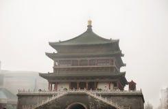 China: Xianklokketoren Stock Afbeeldingen