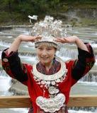 China Xinjiang girl Royalty Free Stock Image