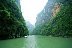 China Yangtze River Three Gorges scenery Royalty Free Stock Photography