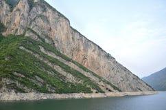 China Yangtze River Three Gorges scenic essence Stock Photography