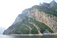China Yangtze River Three Gorges scenic essence Royalty Free Stock Photography