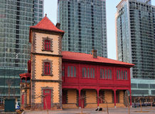 China  Yantai city Stock Photography