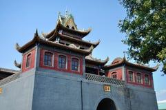 China, YinChuan, Drum Tower,NingXia Royalty Free Stock Photos