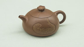 China yixing teapot Stock Images