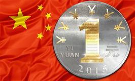 China and yuan Stock Images