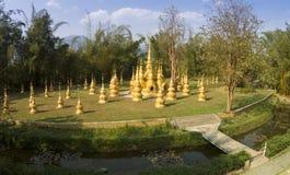 China Yunnan  Buddhist mengjinglai Royalty Free Stock Photo