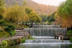 China Yunnan jade kiosk Royalty Free Stock Photos