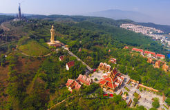 Free China Yunnan Large Buddhist Temple Stock Images - 66384824