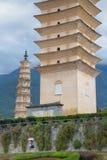 22 05 2015, China, Yunnan-Provincie, Twee dichtbij Stock Afbeeldingen