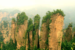 China zhangjiajie Stock Image