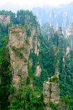 China zhangjiajie Stock Photography