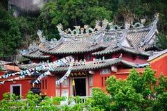 Chinaese寺庙 库存照片