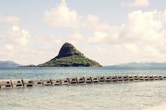 Chinamans Hat - Hawaii Royalty Free Stock Image