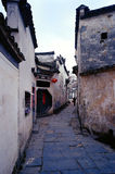 Chinas altes Haus Lizenzfreies Stockbild