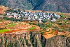 Chinas Dorf lizenzfreies stockfoto