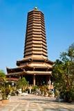 Chinas heilige Tempel in Bangkok Stockfoto