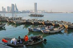 Chinas Leben in der Stadt Lizenzfreies Stockfoto