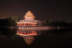 Chinas Palast Lizenzfreies Stockbild