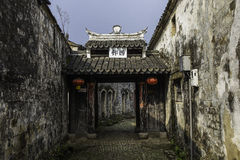 Chinas Triditional-Architektur lizenzfreies stockfoto