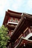 chinatown κινεζικός ναός Σινγκαπ&o Στοκ φωτογραφία με δικαίωμα ελεύθερης χρήσης