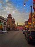 Chinatown Σικάγο Στοκ Εικόνα
