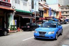 Chinatown στη Σιγκαπούρη Στοκ φωτογραφία με δικαίωμα ελεύθερης χρήσης