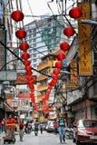 Chinatown της Μανίλα Στοκ Εικόνα