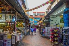 chinatown Стоковые Фотографии RF
