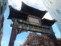 chinatown imágenes de archivo libres de regalías