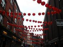 chinatown stockfotografie