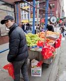 Chinatown Royalty-vrije Stock Afbeelding