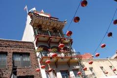 Chinatown Fotos de archivo libres de regalías