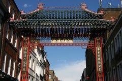 chinatown arkivfoto