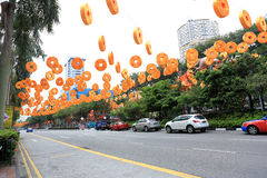 chinatown Lizenzfreie Stockfotografie