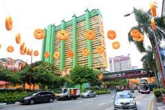chinatown Στοκ Φωτογραφίες