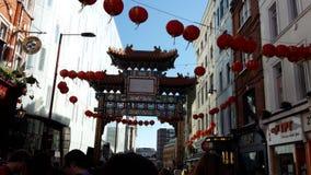 chinatown Fotografia Stock