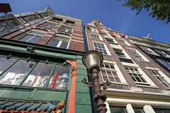 Chinatown Amsterdam royalty free stock images